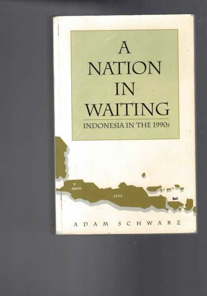 A Nation In Waiting Indonesia In The 1990s Berry Books